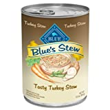 Blue Buffalo Turkey Stew for Dogs (Pack of 12 12.5-Ounce Cans)