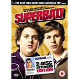 Superbad (2 Disc Extended Edition) [2007] [DVD]by Jonah Hill