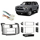 Fits Toyota 4 Runner 2010-2014 Multi DIN Harness Radio Install Dash Kit