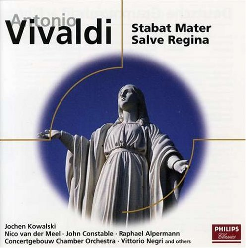 Vivaldi: Great Sacred Works [Canada]