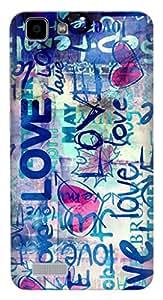 Kizil ™ Premium Designer Printed Back Case Cover for Vivo Y27L