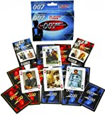 James Bond Playing Cards _ 2 Decks in Tin