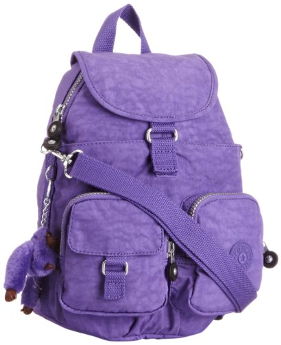 Kipling Women's Firefly N Backpack, Vivid Purple, K1310861G