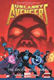 img - for Uncanny Avengers Volume 2: The Apocalypse Twins (Marvel Now) book / textbook / text book