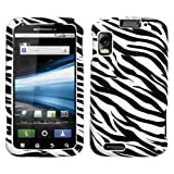 Zebra Stripes Protector Case for Motorola Atrix 4G MB860