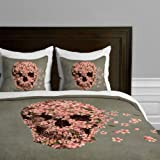 DENY Designs Terry Fan Reincarnate Duvet Cover, King
