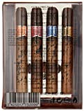 Cuba Classic For Men Gift Set (4 x 1.17 Ounce EDT Spray)