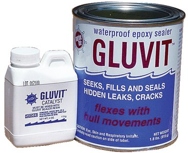 GLUVIT EPOXY WATERPROOF 8 lb by Marine Tex