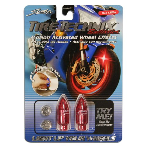 Street FX 1043052 ElectroPods Green Motorcycle 12-in-15 LED Light Strand