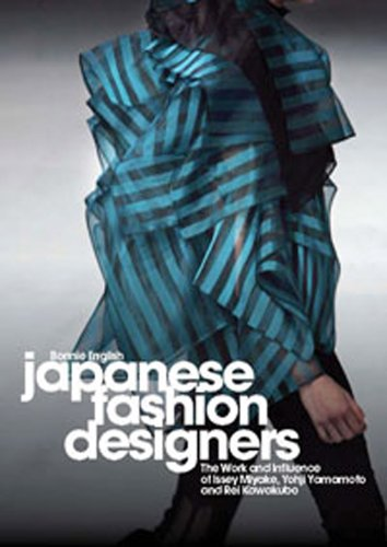 Japanese Fashion Designers: The Work and Influence of Issey Miyake, Yohji Yamamoto and Rei Kawakubo (Queensland College of Art, Griffith University, Brisbane, Australia)