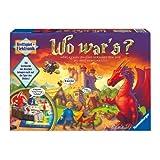 """Ravensburger 21975 - Wo war's?von """"Ravensburger"""""""