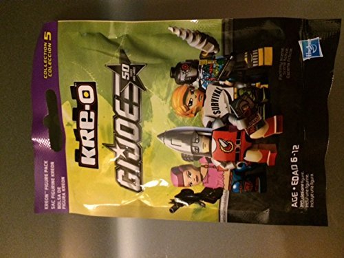 Kre-o GI Joe Kreon Blind Bag Figure Pack WAVE 5
