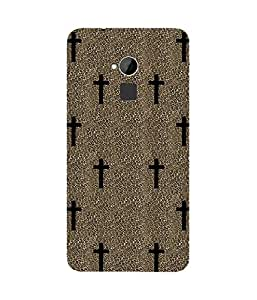 Leapord Cross HTC One Max Case