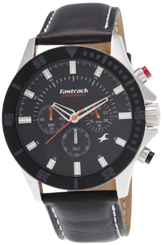Fastrack-His-and-Her-Chronograph-Analog-Black-Dial-Mens-Watch-ND3072SL02