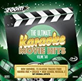 Zoom Karaoke CD+G - Ultimate Karaoke Movie Hits 2 - Mamma Mia, Grease, High School Musical 2 Zoom Karaoke