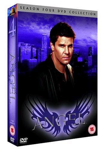 Angel - Season 4 [DVD]