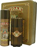Cigar By Remy Latour For Men. Gift Set ( Eau De Toilette Spray 3.3 Oz + Deodorant Spray 6.6 Oz ).