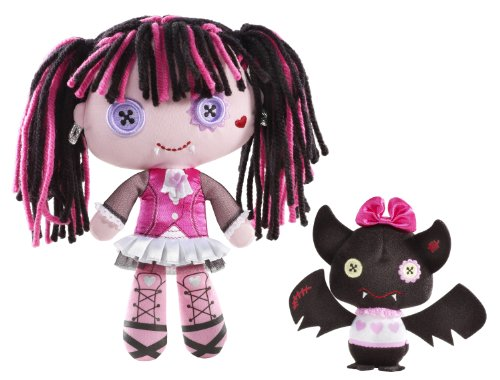 Buy Low Price Mattel Monster High Friends Plush Draculaura Doll Figure (B0043242XW)