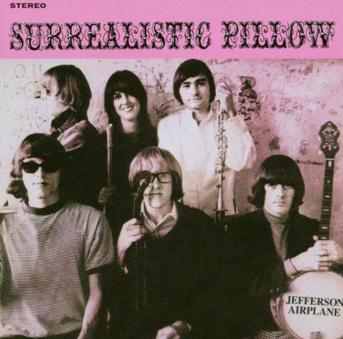 Surrealistic Pillow artwork