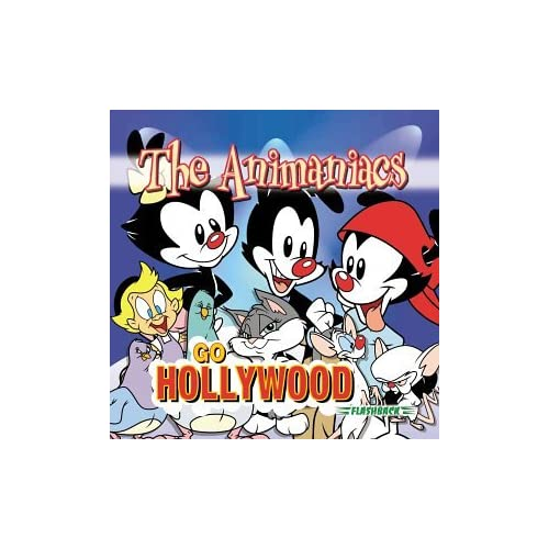 Animaniacs - The Animaniacs Go Hollywood - Amazon.com Music