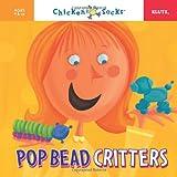 Chicken Socks Pop Bead Critters Activity Book