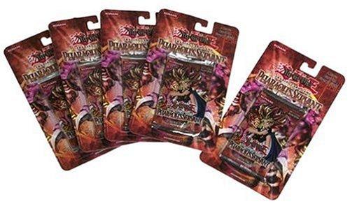 Yu-Gi-Oh Pharaoh s Servant Booster 5-PackB0000CDZDK