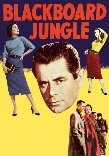 amazon com  the blackboard jungle  glenn ford  anne