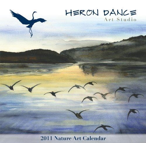 2011 Heron Dance Nature Art Calendar