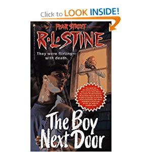 The Boy Next Door (Fear Street, No. 39) by