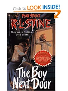 The Boy Next Door (Fear Street, No. 39) by R. L. Stine