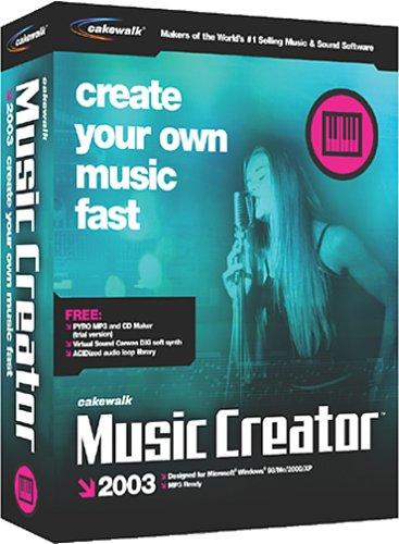 Music Creator 2003B00006FI0N