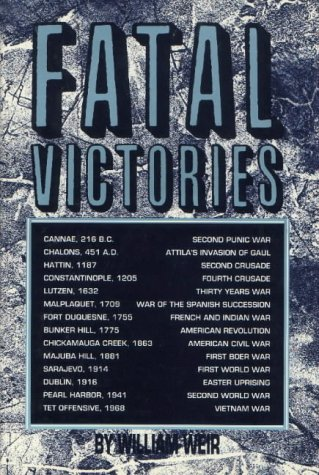 Image for Fatal Victories