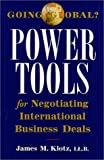 img - for Going Global? Power Tools for Negotiating International Business Deals book / textbook / text book