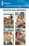 img - for Harlequin American Romance August 2014 Bundle: True Blue Cowboy\The Texan's Little Secret\A Cowboy's Heart\The Cowboy Meets His Match book / textbook / text book