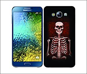 Galaxy Printed 2301 LoreOfHorror Skeleton Hard Cover for Samsung GRAND NEO