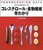 コレステロール・食物繊維早わかり—FOOD & COOKING DATA