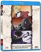 FULLMETAL ALCHEMIST BROTHERHOOD [OAV COLLECTION - Edition COMBO] [Blu-ray] [Combo Blu-ray + DVD] [Combo Blu-ray + DVD] [Combo Blu-ray + DVD]
