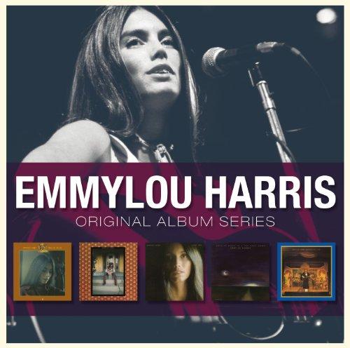 Emmylou Harris - Original Album Series : Pieces Of The Sky, Elite Hotel, Luxury Liner, Quarter Moon In A Ten Cent Town & Blue Kentucky Girl - Zortam Music
