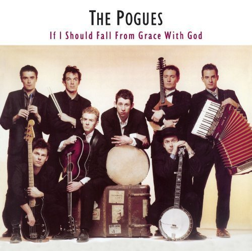 If I Should Fall From Grace With God by Pogues (2006) Audio CD (1212-05-04)