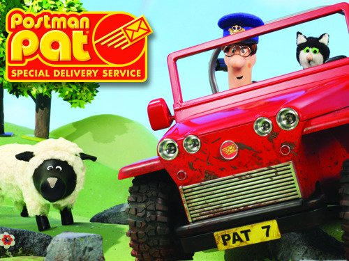 Postman Pat Special Delivery Service on Amazon Prime Video UK