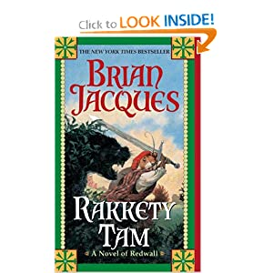 Rakkety Tam: A Novel of Redwall by