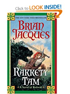 Rakkety Tam: A Novel of Redwall by Brian Jacques