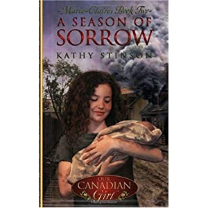 """A Season of Sorrow"" by Kathy Stinson :Book Review"