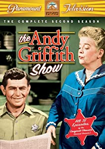 The Andy Griffith Show - The Complete Second Season from Paramount