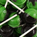 Mega Lollies Blackberry & Apple - 10 Pack
