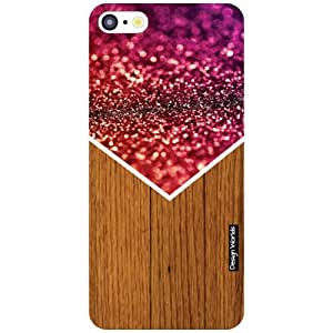 Design Worlds Apple iPhone 5C Back Cover - Wood Designer Case and Covers