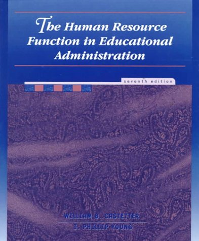 human resources administration in education a About aaspa the american association of school personnel administrators provides leadership in promoting effective human resource practices within education through professional development activities and a broad based resource network.