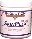 Top Rated and Best Digestive Enzymes for Dogs.  SkinPlex Plus is proven to help end Dog Skin Allergies, Dog Skin Problems, Itchy Dogs!  Top Rated Dog Dry Skin Remedy.  Safe  All Natural Made in USA