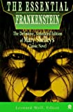 The Essential Frankenstein (0452269687) by Shelley, Mary Wollstonecraft