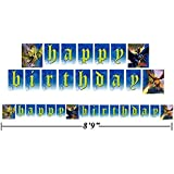 how to train your dragon 2 birthday banner